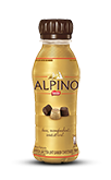 bebida láctea uht sabor chocolate alpino 280ml