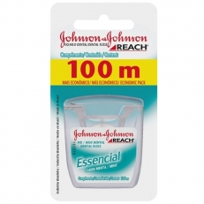 fio dental sabor menta johnson e johnson 100M