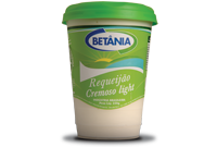 Requeijão Cremoso Light Betânia 200g