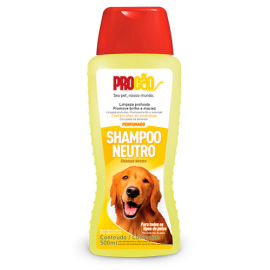 SHAMPOO NEUTRO PROCÃO 500ML